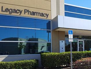 Legacy Pharmacy Orange County Location