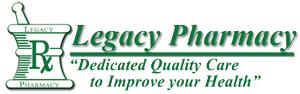 legacy phramacy logo